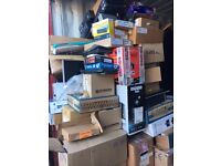 Massive Joblot Customer Returned all-in-ones Laptops Gaming mice Keyboards Cases and more!