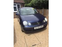 2003 VW Polo - SPARES OR REPAIRS