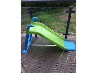 slide and rocker for a toddler