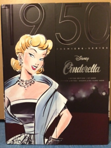 CINDERELLA DESIGNER COLLECTION PREMIERE SERIES DISNEY DOLL