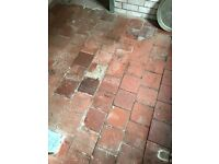 I have around 300 much sought after Floor Tiles for sale.