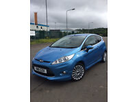 Ford Fiesta Titanium 2011 1.6 38k miles Brand New MOT Full Service History - Immaculate Condition