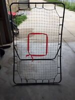 Pitchback Rebound Net