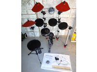 Gear 4 Music DD501 Electronic Drum Kit.