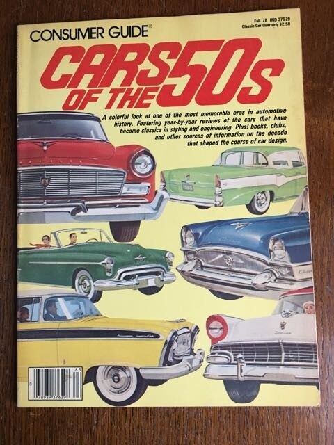 Cars of the 50s and Cars of the 60s - Two editions