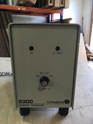 Oi Analytical - Model 5300 Detector Controller Gc