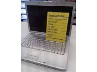 Dell Inspiron 1520 and Charger ! - Only £35! - 160GB Internal Storage - Winows 8.1 !