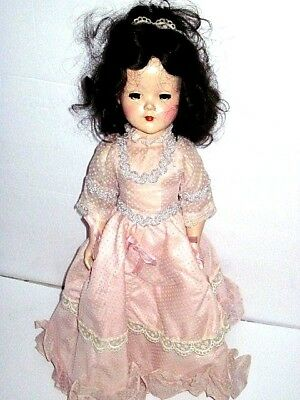 "Vintage 18"" All Original R&B Arranbee Girl Composition Doll Beautiful!"