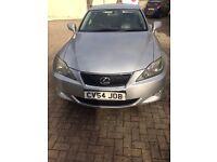 Lexus IS220d Silver £1400