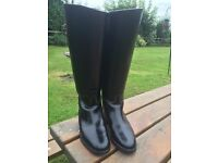Leather Hand Crafted Riding boots.