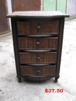 Wooden Vintage Cabinets with Drawers starts at $37.50 Regents Park Logan Area Preview