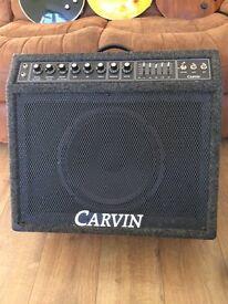 Carvin USA all valve 100 watt combo