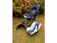 Maclaren Buggy & Car Seat