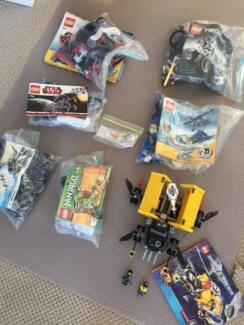 LEGO - Star Wars - Ninjago - Technic - Creator and more.