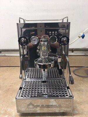 faema carisma espresso machine