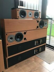 Gale Home Entertainment Cinema Speakers