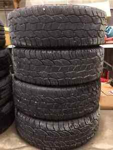 Cooper Discoverer AT3 LT275/70R18 M+S