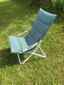 Patio, lawn or camping chair