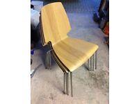 4 Ikea Vilmar chairs