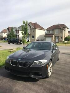 2011 BMW 535 XI - Fully Loaded With M Package, AWD, 130 000km.