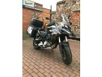 Benelli TRK502 Adventure Bike