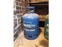 Butane Gas Canister 1/2 full