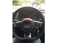 Audi TT 2007 with SatNav and AUX. Recently serviced. 3 previous owners