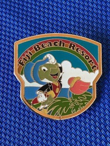 Disney DSF - Travel -  Jiminy Cricket at Fiji Beach Resort Pin LE 300