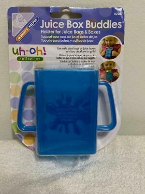 Juice Box Buddies Mommy's Helper Blue Uh-Oh! Collection 02287 -