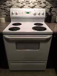 Fridge, Stove and Dishwasher for sale, Brand: GE, white Oakville / Halton Region Toronto (GTA) image 1