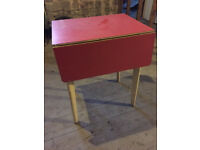 Vintage Remploy Formica Kitchen Table