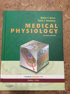 USASK ACB Phys/Pharm Textbooks New condition no highlights/dmg
