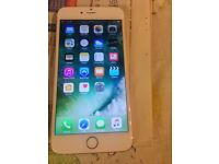 Good Condition iPhone 6 Plus Rose 16GB on EE, ASDA, BT, Co-operative & Virgin Mobiles