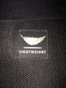 LIGHTWEIGHT LARGE SUITCASE/LUGGAGE (used once)