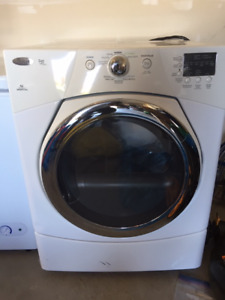 Whirlpool Duet Dryer with Steam Refresh Option