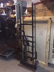 Appliance Hand Truck - 2 Wheel front 2 wheels back (Dolly)