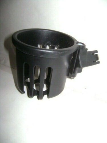 COMBI Cosmo EX DX Single Stroller Replacement Parent Cup Holder Black
