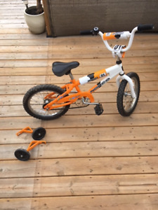 "BOYS NORCO 16"" BIKE"