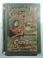 Catalogo De Costa Ferreira & C. 1828. Officinas De Fundicao De Ferro E De Bronze -  - ebay.it