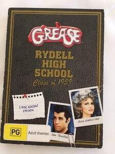 Grease - 2 discs rockin' edition Everton Park Brisbane North West Preview