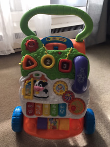 Walker - VTech Sit-to-Stand Learning Walker (English Version)