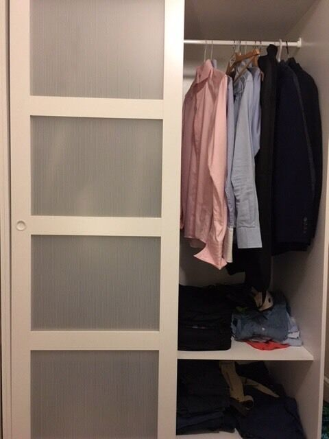 Ikea Wardrobe Kvikne In Marylebone London Gumtree