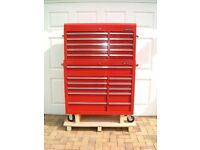 "US Pro 42"" roller tool chest"