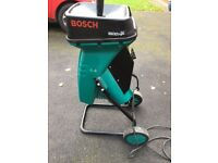 Bosch AXT 1600HP Quiet Garden Shredder