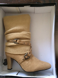 Brand new in the box - Mona Lisa boots