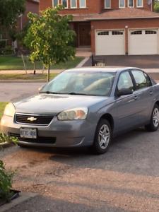 2007 Chevy Malibu for sale