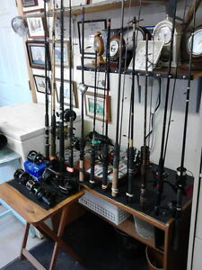 Quality  Trolling, spinning Rod and Reel Combinations & Lures London Ontario image 1