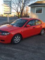 2007 Mazda Mazda3 Sedan