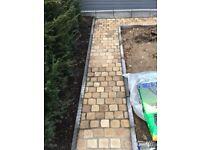 Sandstone Cobbles - 3.5 square metres