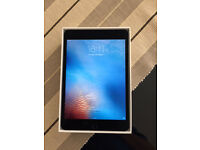 IPad mini 4th gen 64gb with Retina display and finger touch ID